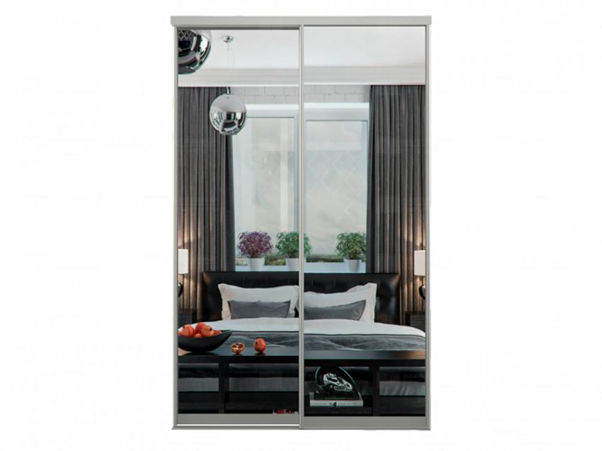 Зеркальные двери для шкафа-купе Дк 220