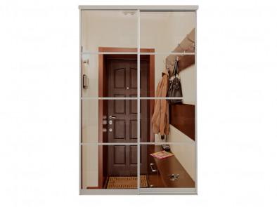 Зеркальные двери для шкафа-купе Дк 228