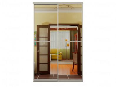 Зеркальные двери для шкафа-купе Дк 229