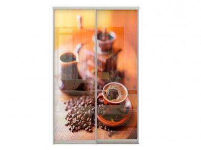 Двери для шкафа-купе Дк 240 фото 2-19 Кофе