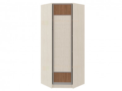 Угловой шкаф диагональный с распашной дверью Модерн 101