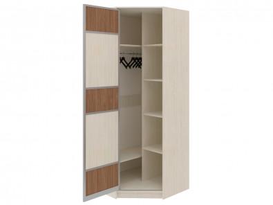 Угловой шкаф диагональный с распашной дверью Модерн 105 - дополнительное фото