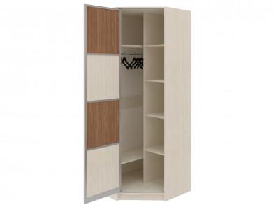 Угловой шкаф диагональный с распашной дверью Модерн 107 - дополнительное фото