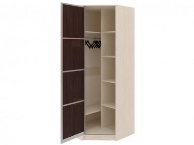 Угловой шкаф диагональный с распашной дверью Модерн 108 - дополнительное фото