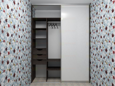 Встроенный шкаф-купе Версаль ВН-270-1 - дополнительное фото